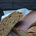 Banana bread aux amandes sans gluten