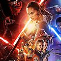 affiche officielle star wars 7