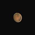 Mars opposition 2016