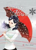 Snow illusion Icori Ando Komikku