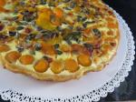 Tarte butternut Gorgonzola
