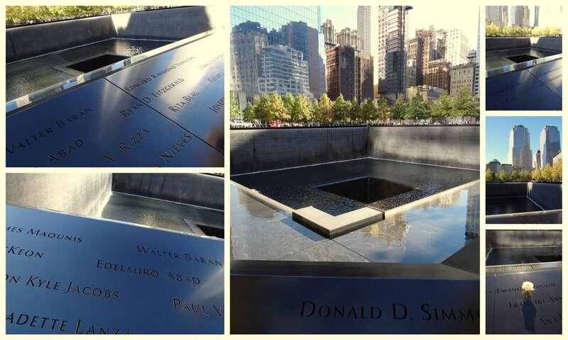1ER JOUR TOP OF THE ROCK FINANCIAL DISTRICT WTC MEMORIAL3