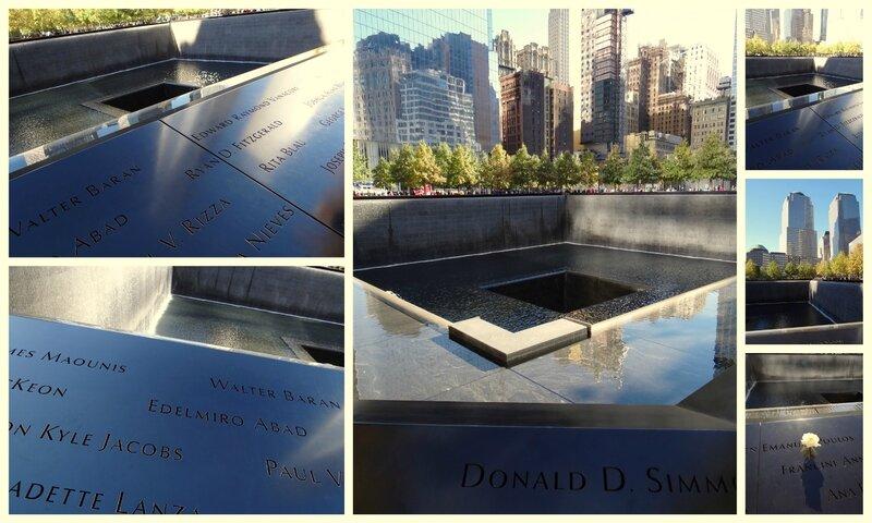 1ER JOUR TOP OF THE ROCK FINANCIAL DISTRICT WTC MEMORIAL3