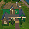 Sims 4 ~ american house