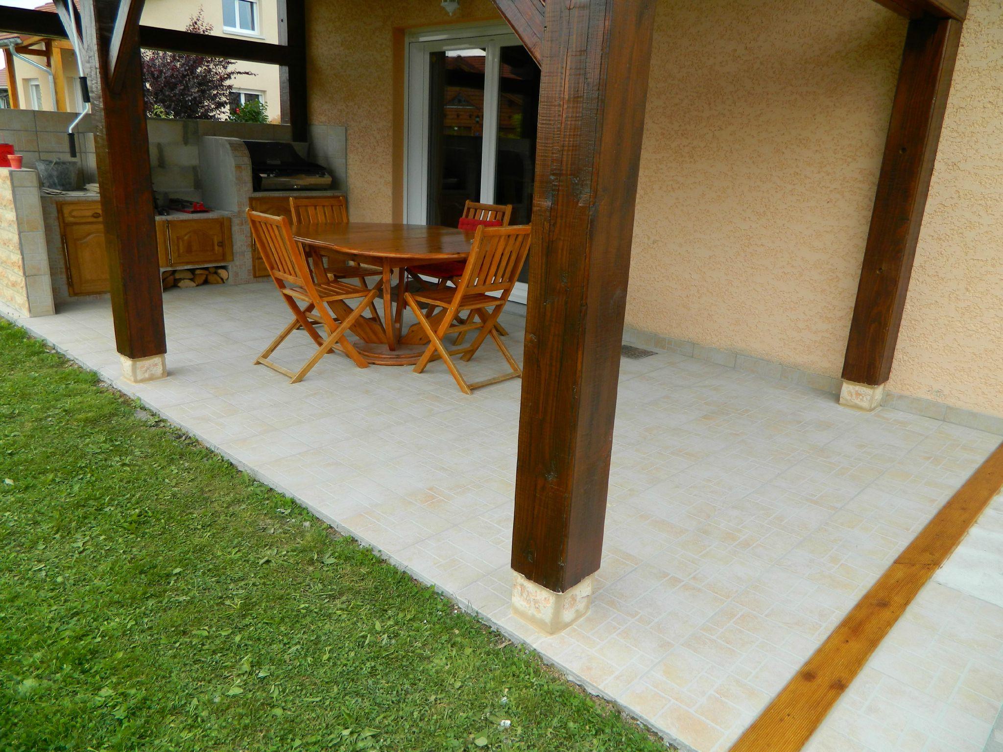 Parement el matos constructions et passions for Poteau bois exterieur