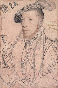 holbein_williamparr