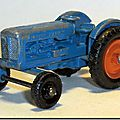 Fordson major tractor #72 a …