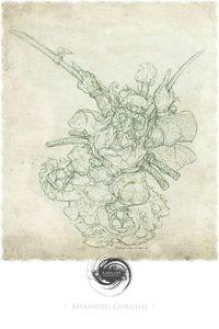 Concept - myamoto gobushi
