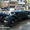 HRG (Henry Ronald Godfrey) 1500 roadster (1939-1956)(111 ex)(Retrorencard mai 2013) 01