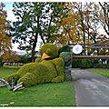 Nantes Parc Poussin