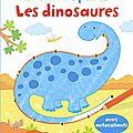 Plein d'activités autour des dinosaures