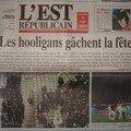 [uefa 2007] aprés nancy/ feyenord (3/0) dans la presse