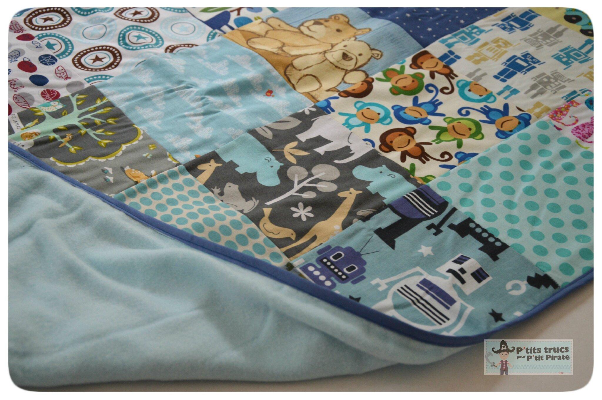 p 39 tit plaid babybox 2014 2 p 39 tits trucs pour p 39 tit pirate. Black Bedroom Furniture Sets. Home Design Ideas
