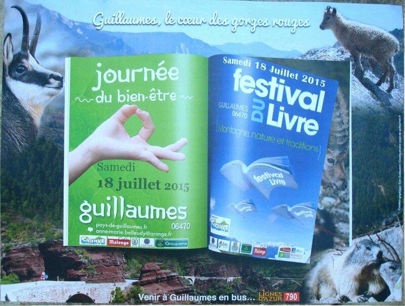 Festival du livre Guillaumes