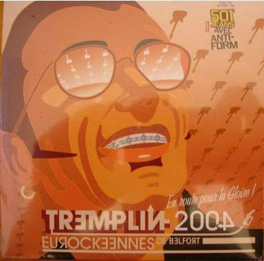CD Eurockéennes Tremplin 2004