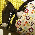Tutoriel : un sac de couchage pour doudou ou poupée