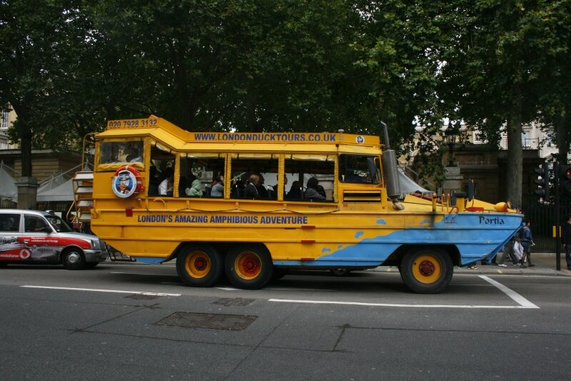 Le Bus Bateau Londres Photo De Funny Stuff In England In Mary We Trust