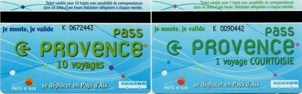 aix en bus tickets