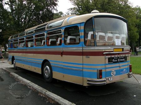 Saviem s53m excursion 1970 Rencard de Haguenau 2