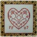 Pinkeep pour Fred, free (de moi !) Coeur aux fleurs enlacées