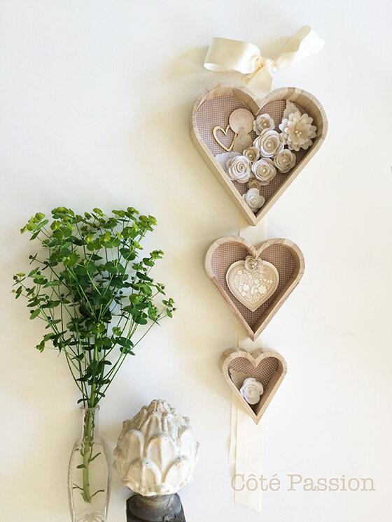 Heart Flower 1Côté Passion