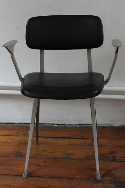 chaise bureau face