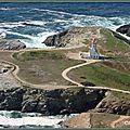 Phare des poulains - maison phare (morbihan - belle ile en mer)