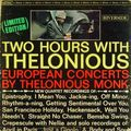 Thelonious Monk - 1961 - Two Hours With Thelonious (Riverside)