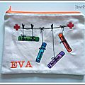 trousse pharmacie Eva