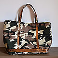 Le sac vb version camouflage...