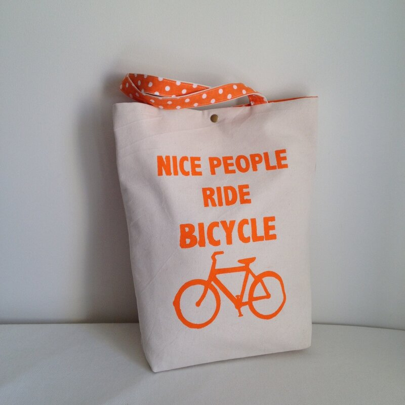 Nice people ride bicycle 1
