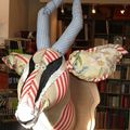 Yemanya et les angelots : inspirations textiles - yemanya y los angelitos : inspiraciones téxtiles
