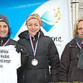 Podium Veterans F