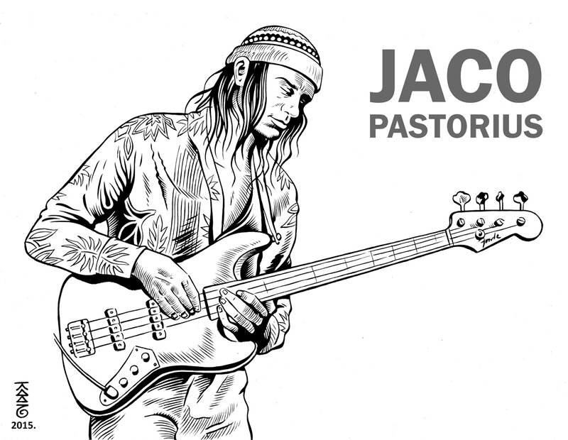 Jaco Miniature