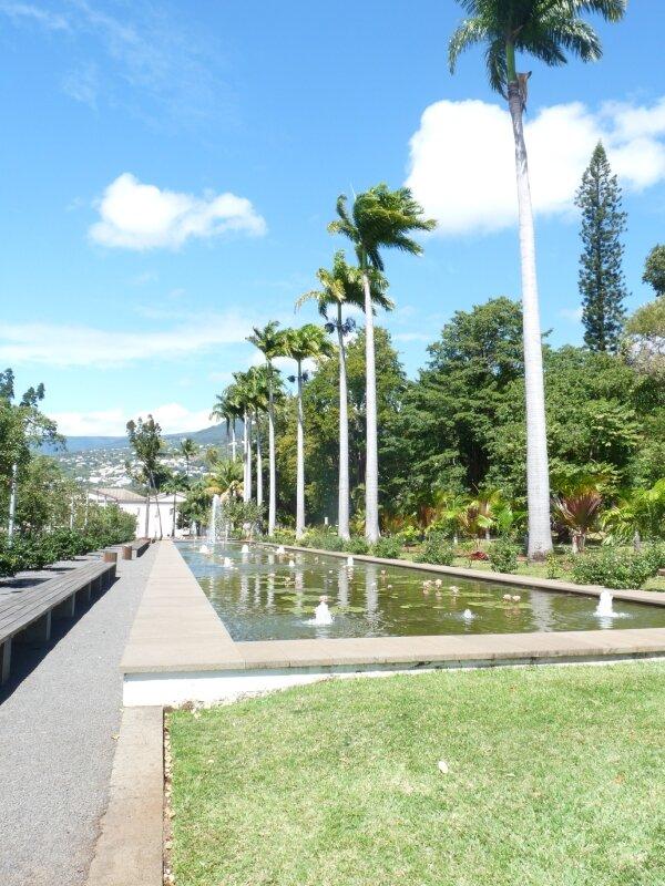 Jardin d'Etat