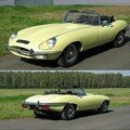 JAGUAR - Type E 3.8L srie 1 cabriolet - 1962 (2)
