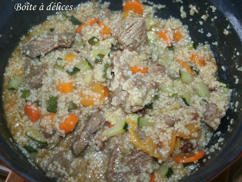 One-pan-couscous