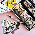 Love : la nouvelle palette de too faced