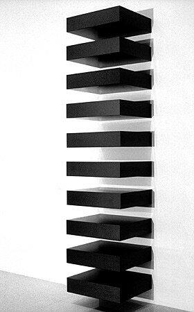 Art minimal art air e arts plastiques for Oeuvre minimaliste