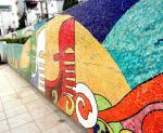 mur des céramiques (2)