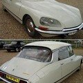 CITROEN - DS 20 - 1971