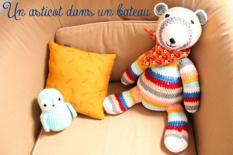 doudous crochets