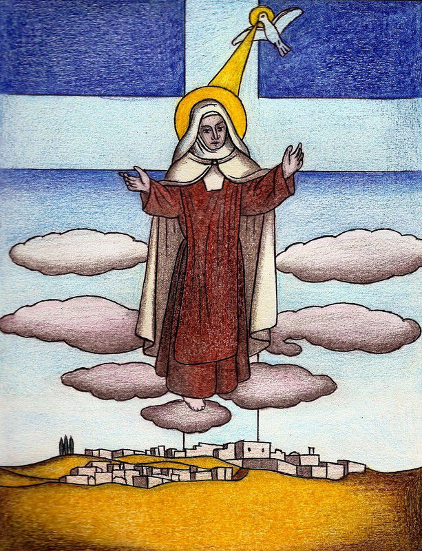 Bienheureuse Mariam de Jésus Crucifié 2