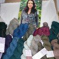Oregon vest Kit Virtual Yarns version Spring