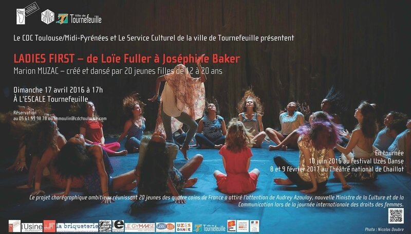ladies first toulouse