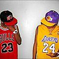 Bulls vs lakers : quelle équipe préférez-vous ? #sarachida