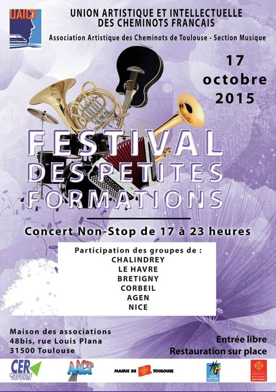 PETITES FORMATIONS 2015