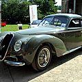 Alfa romeo 6C 2300 castagna de 1939 (34ème Internationales Oldtimer meeting de Baden-Baden) 03