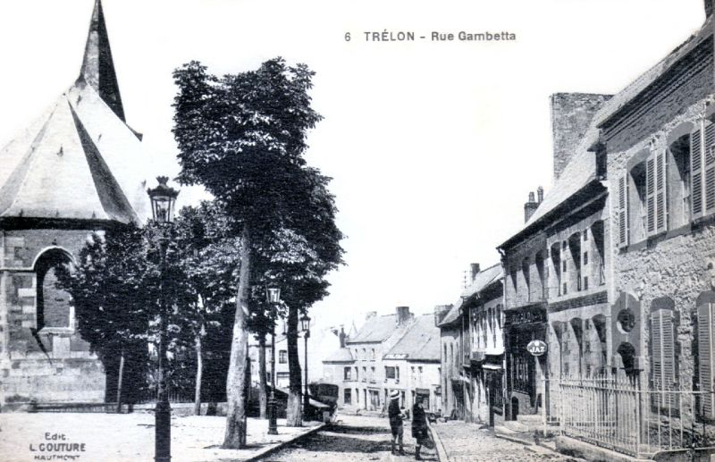 TRELON-Rue Gambetta