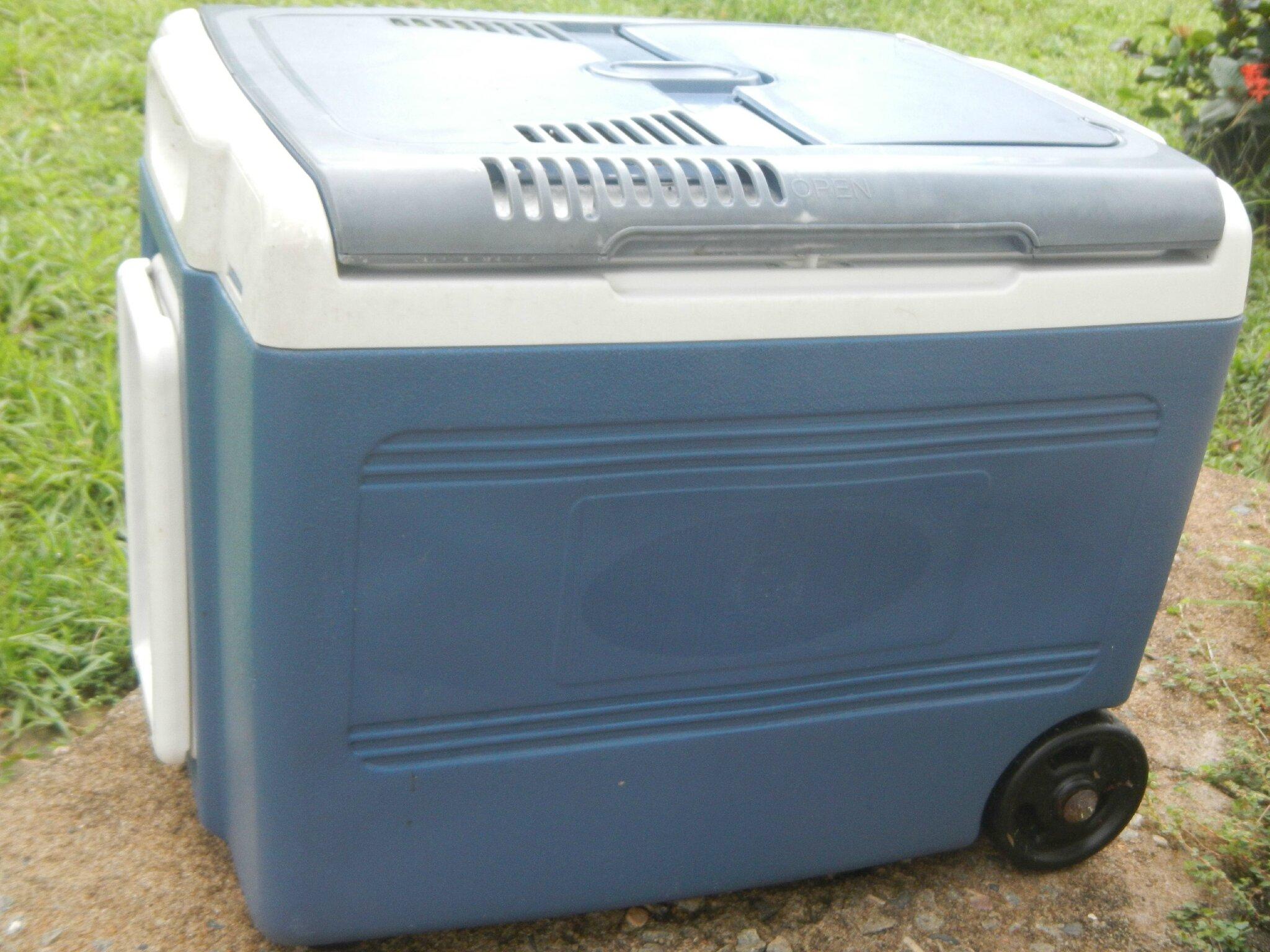 Vendu glaci re lectrique mise en vente avant retour m tropole - Glaciere electrique sur secteur ...